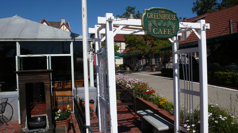 Greenhouse Cafe - Solvang