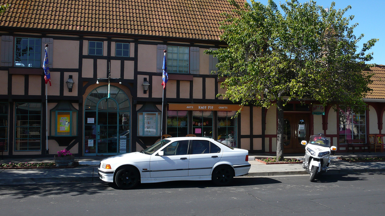Solvang - Beautiful Town