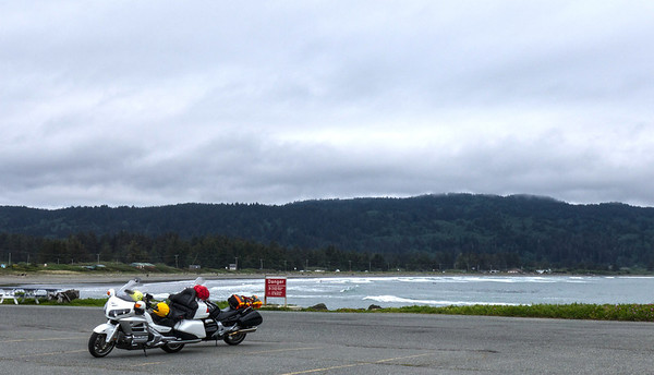 Day 6 - Mendocino to Rogue River