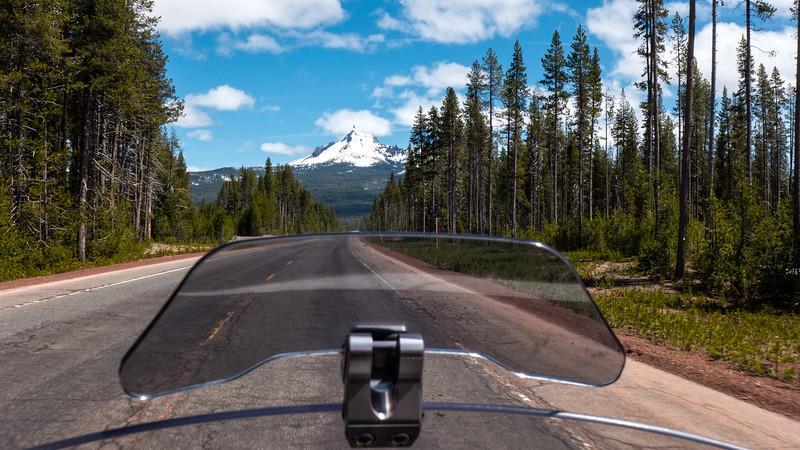Mount Thielsen - Oregon