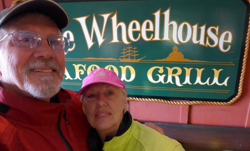 Wheelhouse Restaurant - Cioppino Yum!