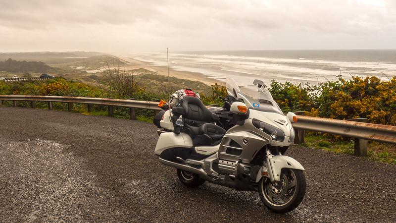 Rainy Day on the Coast