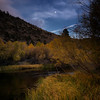 Silver Lake Evening