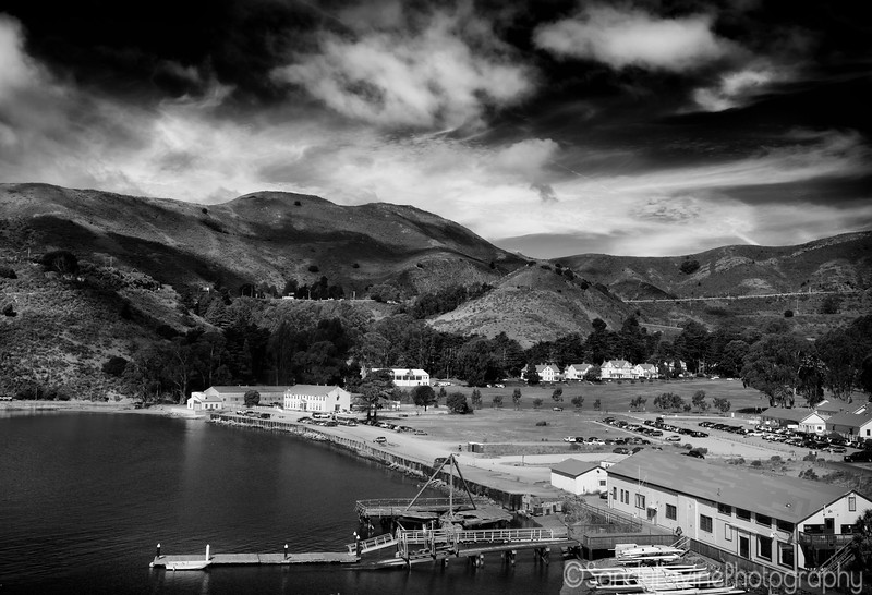 Cavallo Resort from Battery Yates