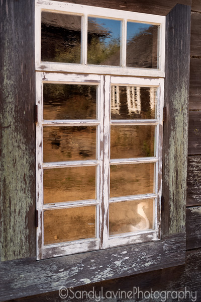 Fort Ross Window