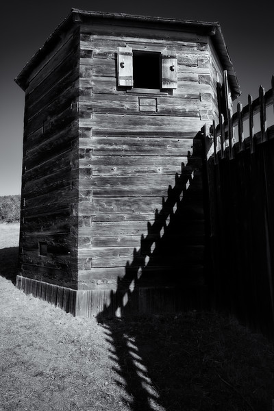 Fort Ross Blockhouse