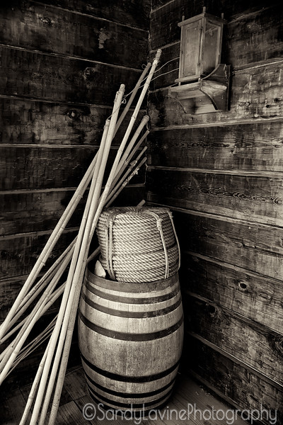 Barrel Corner Fort Ross