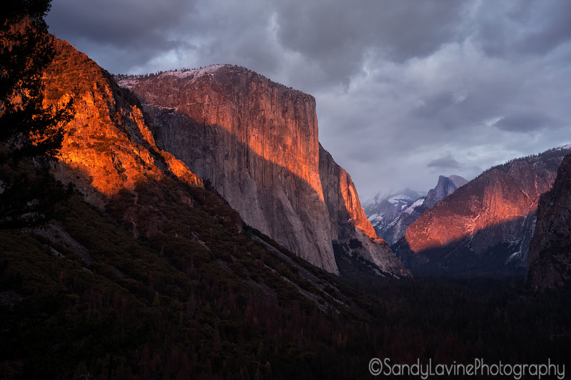 Tunnel View One