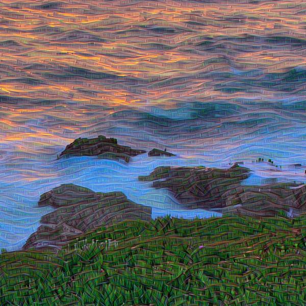 Point Montara Summer Solstice - Detail #4