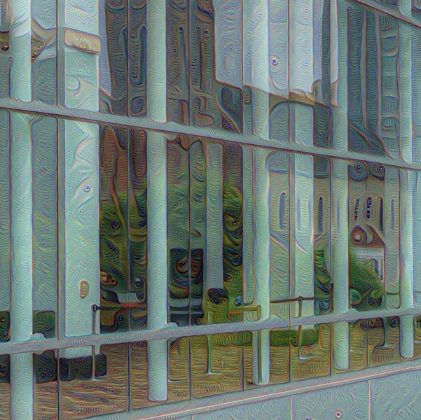Yerba Buena Gardens - Detail #3