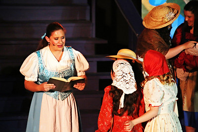 Debbie Markham Photo-Closing Performance-Beauty and the Beast-CUHS 2013-194