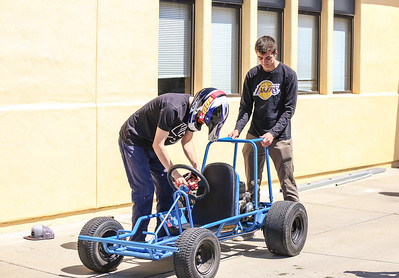6-3-19 Ayen Johnson Class - Go Cart_Engineering-