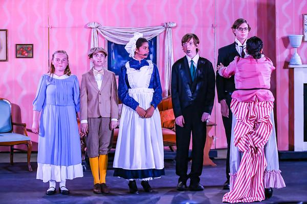 2nd Dress Rehearsal Mary Poppins-12