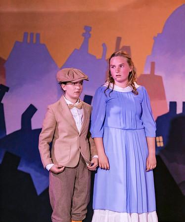2nd Dress Rehearsal Mary Poppins-