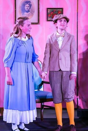 2nd Dress Rehearsal Mary Poppins-4