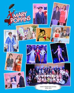 Isabella Mary Poppins - 11x14