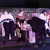3-29-15 closing night villagers enter Frankenstein's Lab-0923