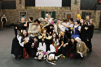 3-29-15 Cast Young Frankenstein - No Meg-Silly-1066