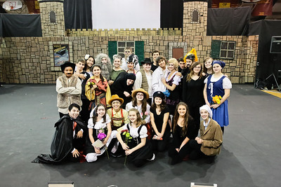 3-29-15 Cast Young Frankenstein - No Randy-1072