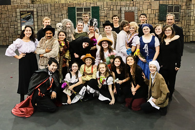 3-29-15 Cast Young Frankenstein - No Meg-1062