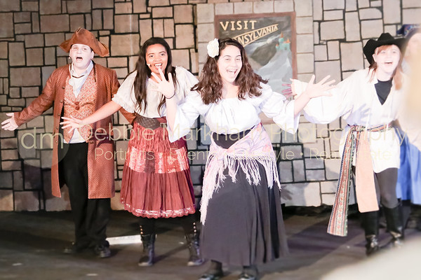 3-21-15 Saturday Night Young Frankenstein Performance-2281