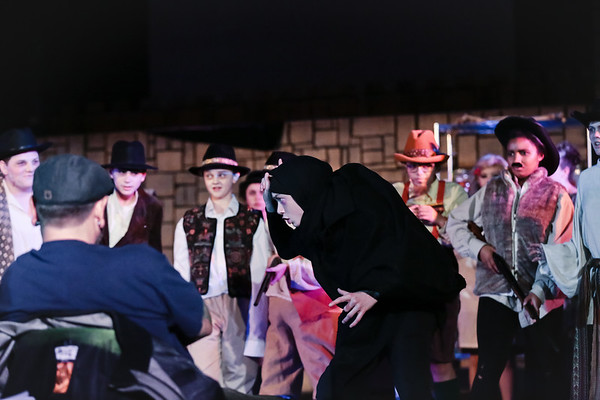 3-22-15 Sunday Matinee Young Frankenstein Performance-3383