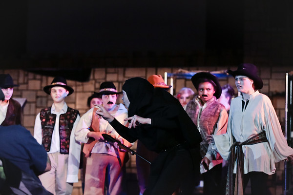 3-22-15 Sunday Matinee Young Frankenstein Performance-3384