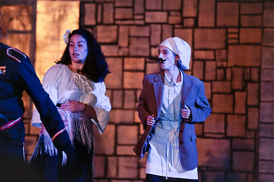 3-22-15 Sunday Matinee Young Frankenstein Performance-3396