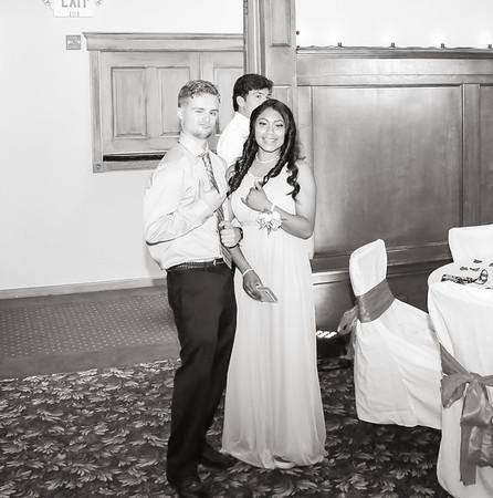 Formal Prom at Paso Park Ballroom