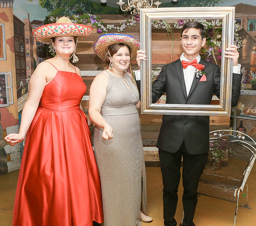 4-28-18 Photo Booth at Prom-0777