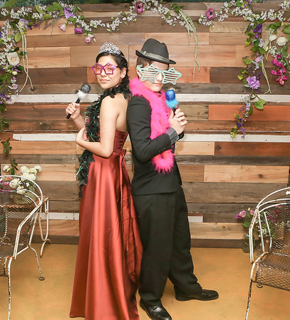 4-28-18 Photo Booth at Prom-0764
