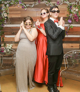 4-28-18 Photo Booth at Prom-0779