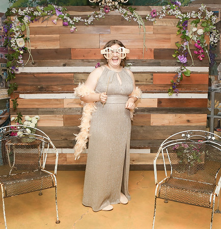 4-28-18 Photo Booth at Prom-0775