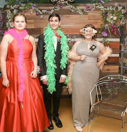 4-28-18 Photo Booth at Prom-0776