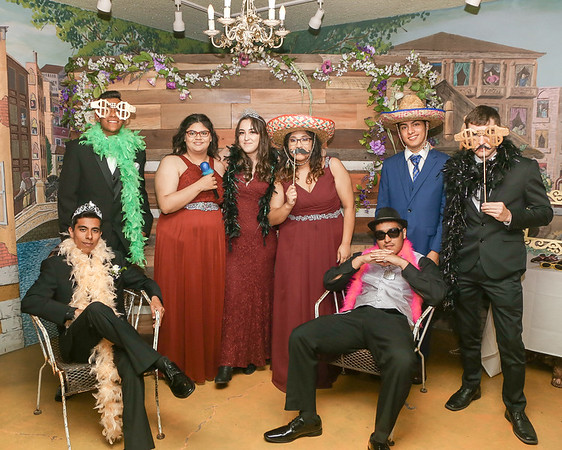 4-28-18 Photo Booth at Prom-0771
