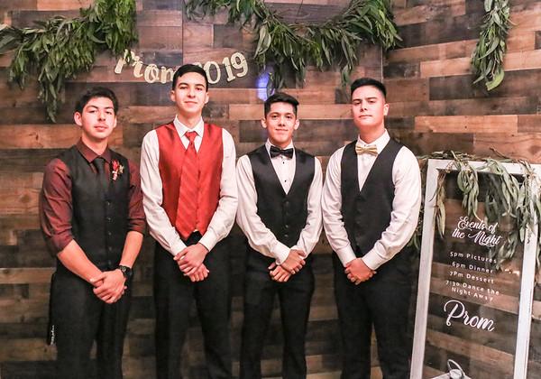 CUHS Prom at Cypress Ridge Pavillion-27