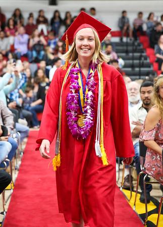 6-7-18 CUHS Graduation - Beginning-9508