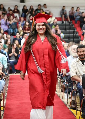 6-7-18 CUHS Graduation - Beginning-9528