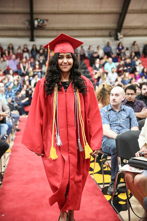 6-7-18 CUHS Graduation - Beginning-9505