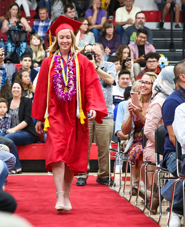 6-7-18 CUHS Graduation - Beginning-9506