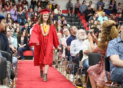 6-7-18 CUHS Graduation - Beginning-9530