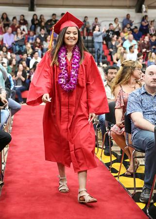 6-7-18 CUHS Graduation - Beginning-9525
