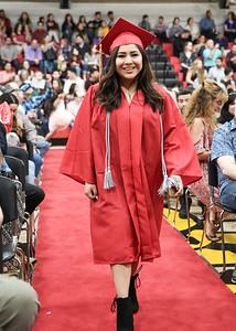 6-7-18 CUHS Graduation - Beginning-9503