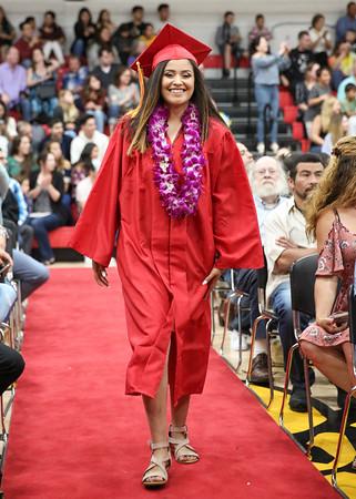 6-7-18 CUHS Graduation - Beginning-9524