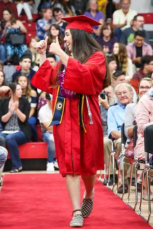 6-7-18 CUHS Graduation - Beginning-9518