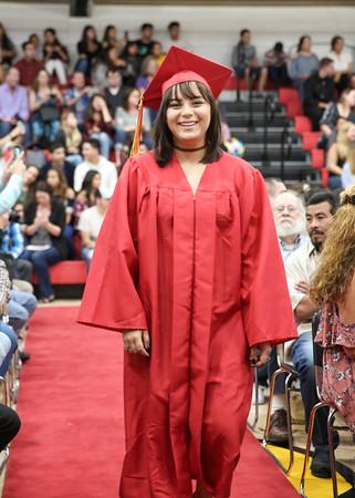 6-7-18 CUHS Graduation - Beginning-9512