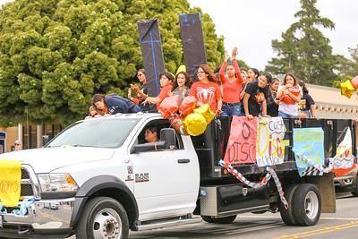 9-27-19 CUHS Parade Homecoming-13