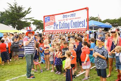Pie Eating Contest