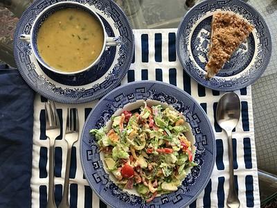 11-16-20 Gayle's meal Universityt WOmen