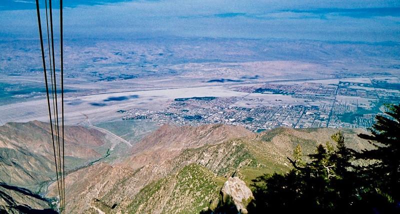 Lanovka, Mount San Jacinto State Park, Palm Springs, CA